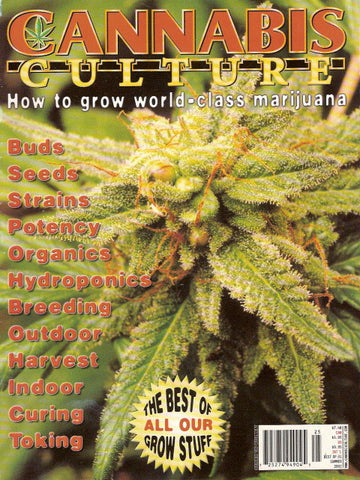 The Best Of Cannabis Culture # 1 Summer 2002