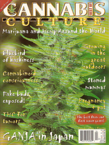 The Best Of Cannabis Culture # 2 Winter 2002