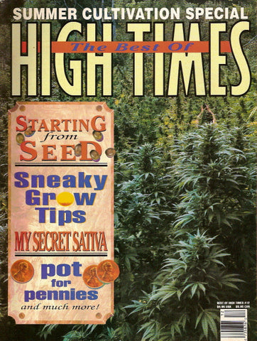 Best of High Times # 12