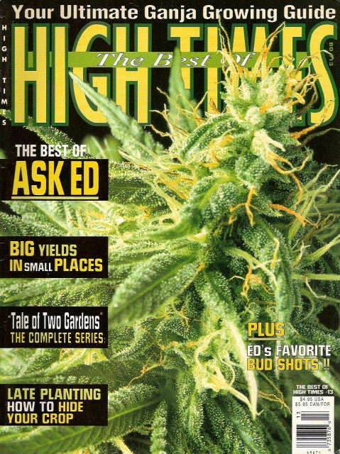 Best of High Times # 13