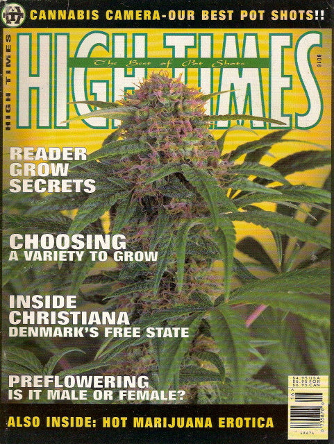 Best of High Times # 16