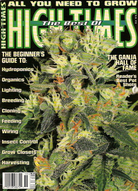 Best of High Times # 19