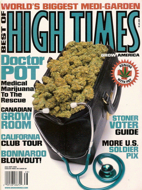Best of High Times # 38