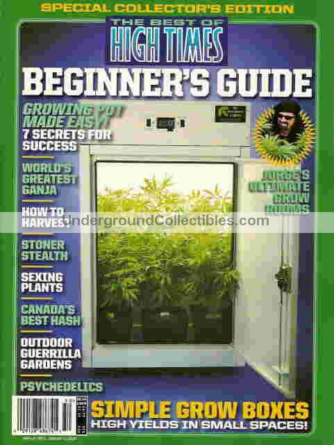 Best of High Times # 50