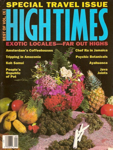 Best of High Times #  9