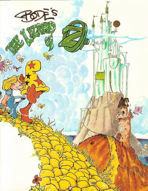 Lizard of Oz, Bode's The