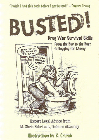 Busted! - Drug War Survival Skills