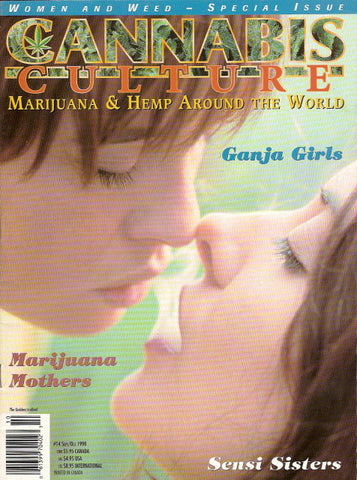 Cannabis Culture # 14 - Sept/Oct 1998