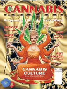 Cannabis Culture # 31 - June/July 2001