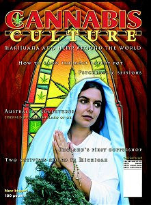 Cannabis Culture # 34 - Dec/Jan 2001/02