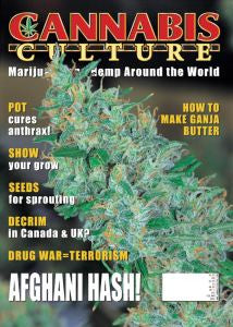 Cannabis Culture # 35 - Feb/Mar 2002
