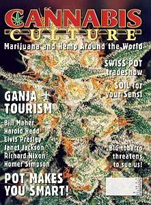 Cannabis Culture # 38 - Aug/Sept 2002