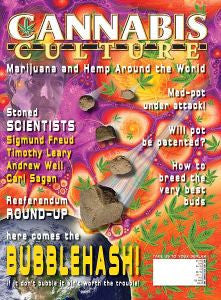 Cannabis Culture # 41 - Feb/Mar 2003