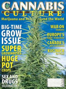 Cannabis Culture # 48 - April/May 2004