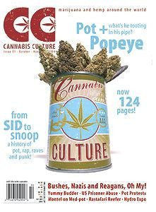 Cannabis Culture # 51 - Oct/Nov 2004
