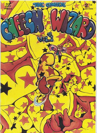 Cheech Wizard # 1, The Complete