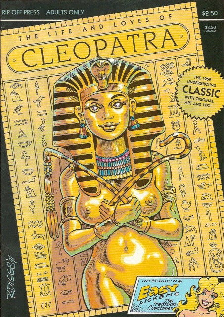 Life and Loves of Cleopatra, The