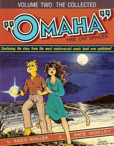 Omaha, The Collected - Volume 2