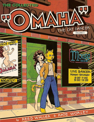 Omaha, The Collected - Volume 3