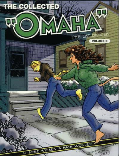 Omaha, The Collected - Volume 6