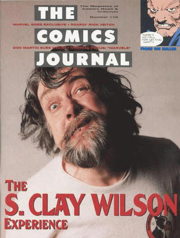 The Comics Journal # 175 - March 1995