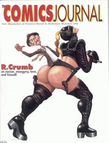 The Comics Journal # 180 - September 1995
