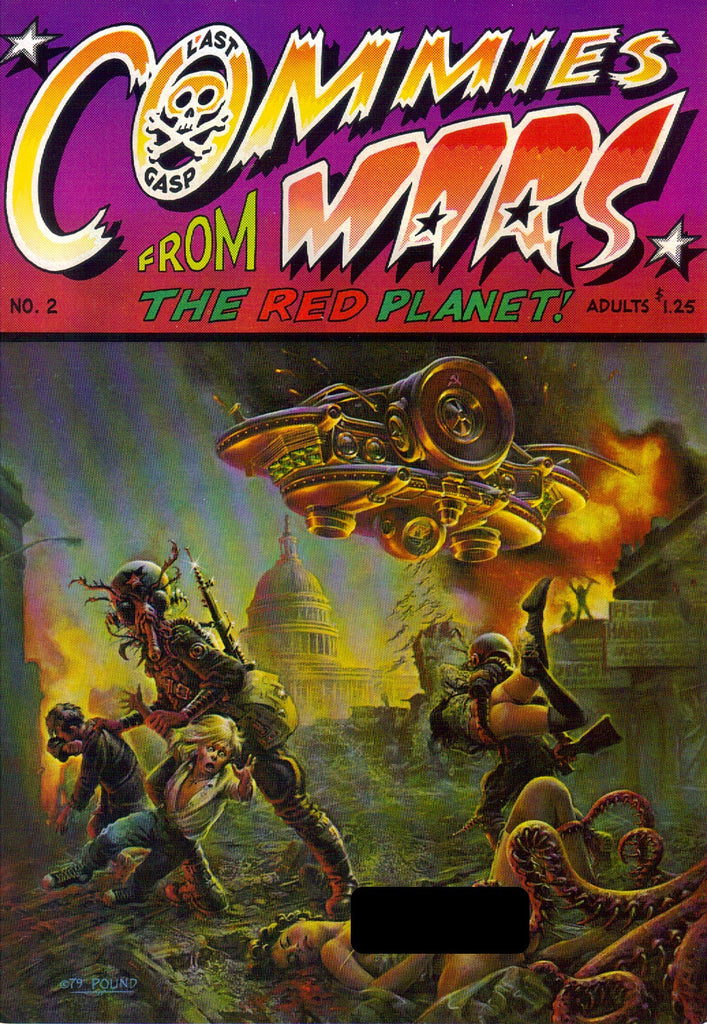 Commies From Mars # 2