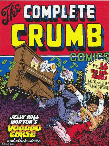 Complete Crumb Comics, The - Volume 16