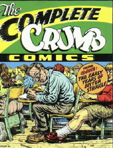 Complete Crumb Comics, The - Volume 1