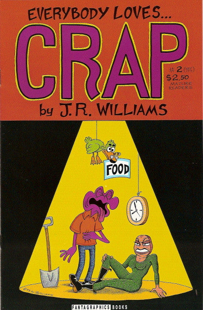 Crap # 2 - J. R. Williams