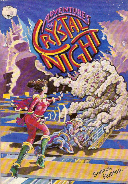 Crystal Night, Adventures of - Sharon Rudahl
