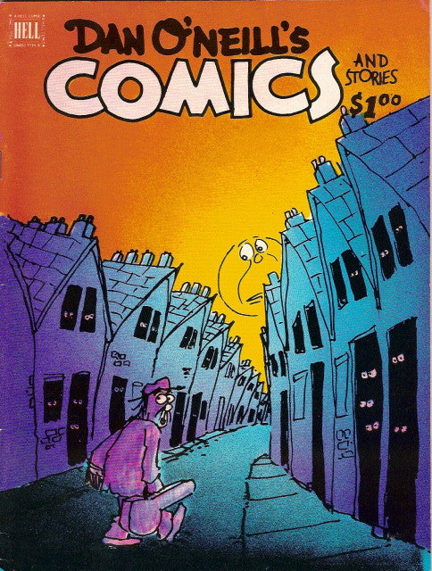 Dan O'Neill's Comics and Stories Vol. 2 # 1