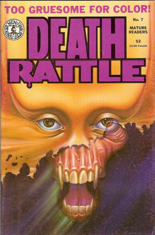 Death Rattle, volume 2, #  7