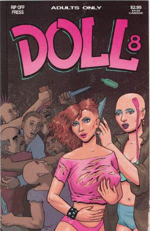 Doll # 8 - Guy Colwell
