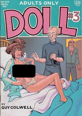 Doll # 3 - Guy Colwell