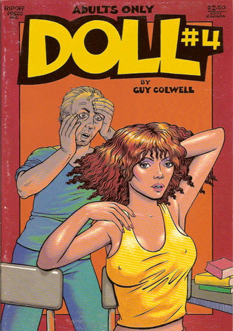 Doll # 4 - Guy Colwell