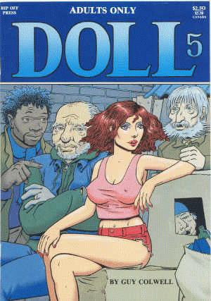 Doll # 5 - Guy Colwell