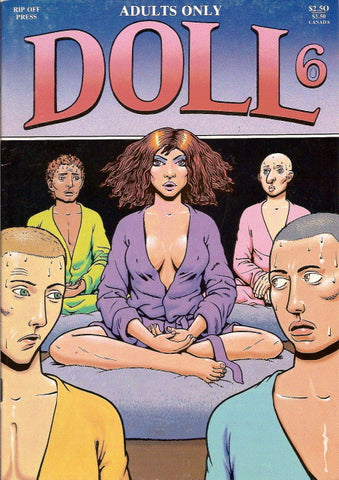 Doll # 6 - Guy Colwell
