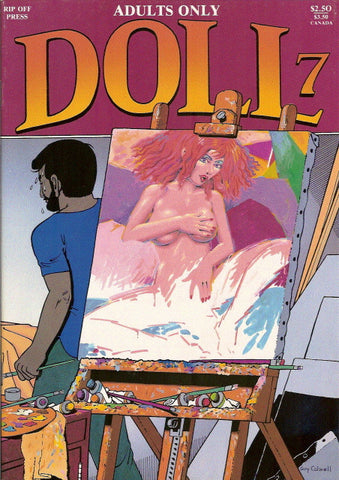 Doll # 7 - Guy Colwell