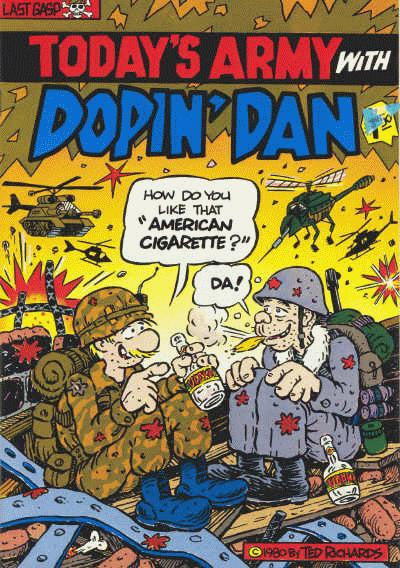 Dopin' Dan # 4, Today's Army With