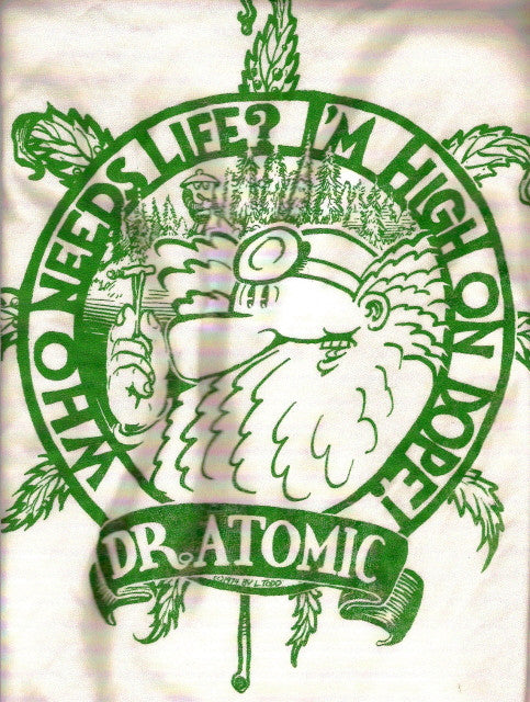 Dr. Atomic, Vintage T-Shirt - Medium*