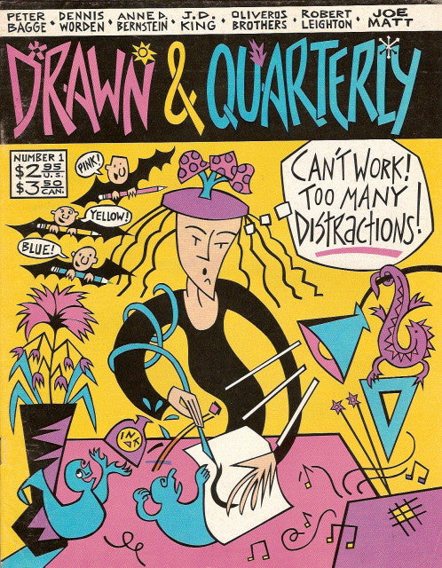 Drawn & Quarterly # 1