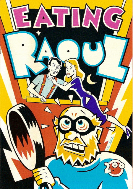 Eating Raoul - Kim Deitch