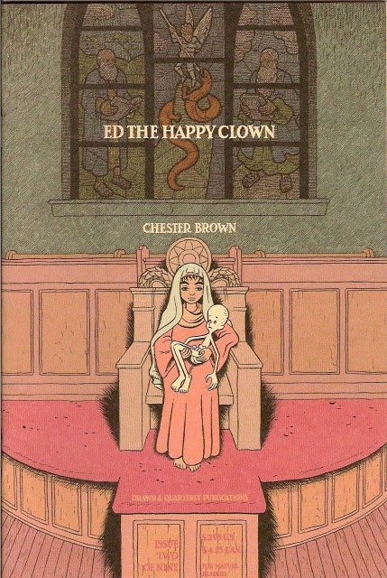 Ed The Happy Clown # 2 - Chester Brown