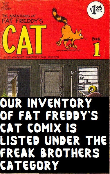 Fat Freddy's Cat