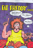 Fat Freddy Says... T-Shirt - XL