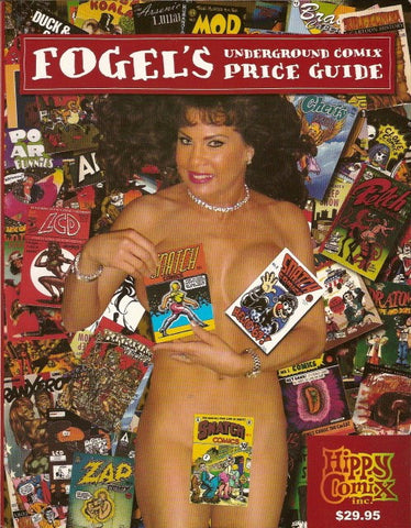 Fogel's   Underground Comix Price Guide
