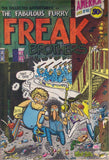 "Fabulous Furry Freak Brothers #  1,  1st print ""B"""