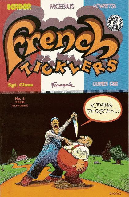 French Ticklers # 1