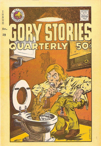 Gory Stories Quarterly # 2 1/2